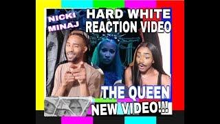 NEW NICKI MINAJ HARD WHITE MUSIC VIDEO (REACTION VIDEO) Video