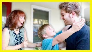 PRANKING MY MOM WITH A FAKE SON *Emotional*