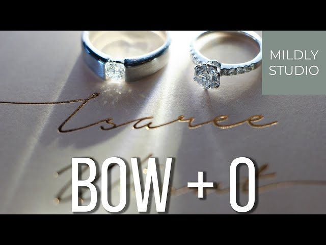 Wedding Presentation K.Bow & K.O วีดีโอพรีเซนเทชั่นงานแต่ง โดย Mildly Studio