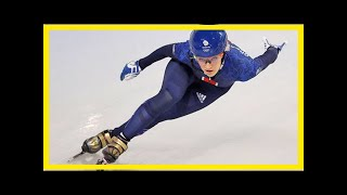 Winter Olympics 2018: Team GB star Elise Christie sets new Olympic record