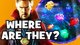 Where Are The INFINITY STONES NOW?