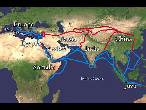 The History Of The Silk Road