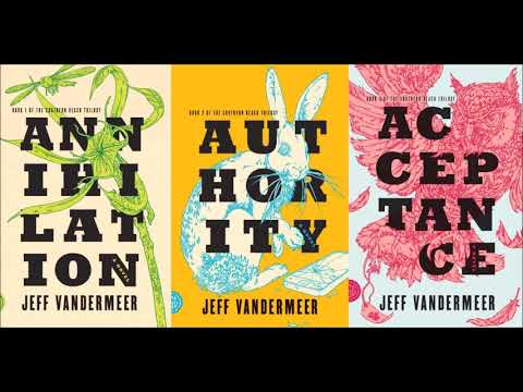Mindbogglingly Bizarre/Bad Creative Choices: RR: Southern Reach Trilogy (Annihilation Movie)