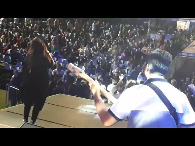 Oyshee singer - 360 Sound-LIVE-Open Air 22.12.2018