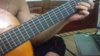 Chiếc đèn ông sao - Guitar