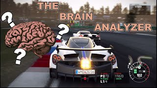 Project CARS Online - The Brain Analyzer