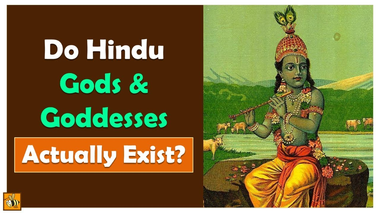 how many gods and goddesses does hinduism have