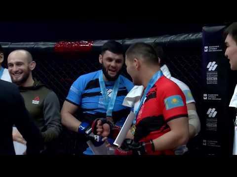 93 кг Серик Абиров - Зелемхан Хумаидов