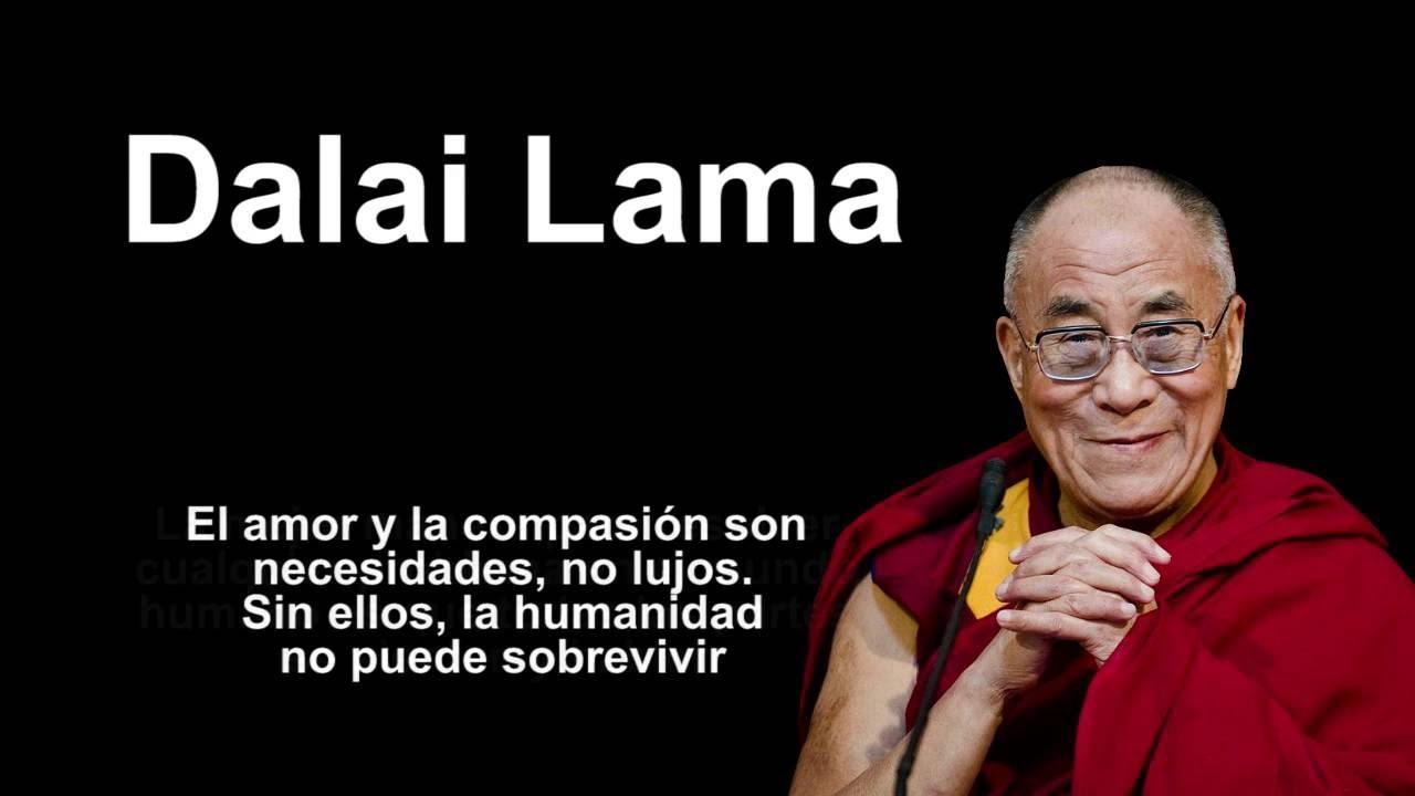 Frases de Paz, Dalai Lama - YouTube