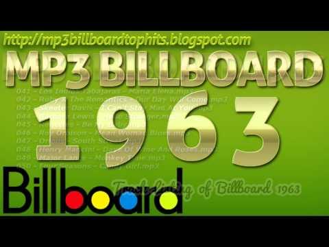 mp3 BILLBOARD 1963 TOP Hits mp3 BILLBOARD 1963