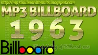 mp3 BILLBOARD 1963 TOP Hits mp3 BILLBOARD 1963