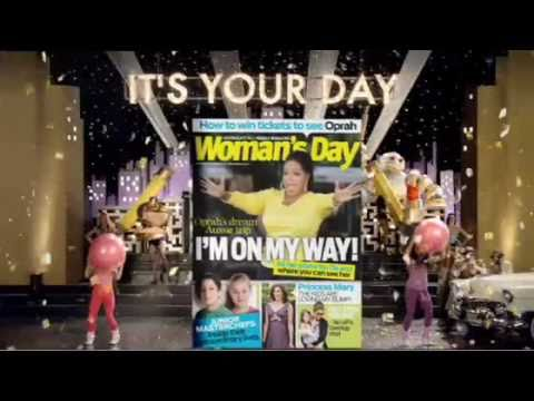 Woman's Day Stage