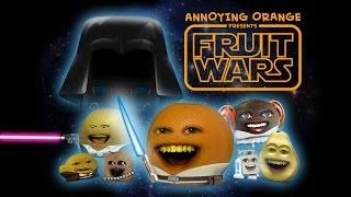 Annoying Orange - FRUIT WARS: The Fart Awakens Teaser Trailer (Star Wars Force Awakens Parody)