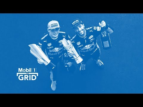 Friendly Formula – Max Verstappen & Daniel Ricciardo On Team Chemistry At Red Bull Racing | M1TG