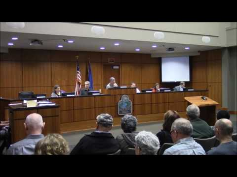 Planning Commission - March 13th, 2017