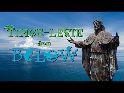 Timor-Leste from Below | Official Trailer [4K] | SZtv