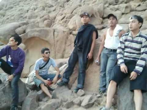 pendaki gunung magnet