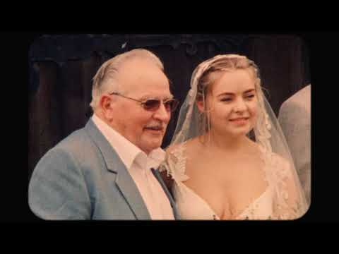 The Old Rectory Wedding Video | Super 8 Vintage Cine Film | Megan & Joe