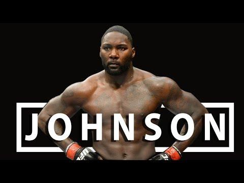 "Anthony ""Rumble"" Johnson    ""Monster"""