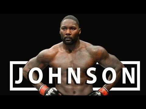 "Anthony ""Rumble"" Johnson 