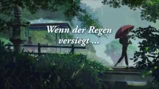 Garden of Words (Anime) -- Trailer HD