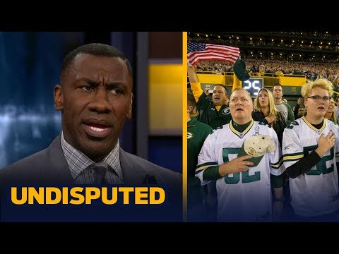 Shannon and Skip on Packers fans not linking arms: 'Not surprised