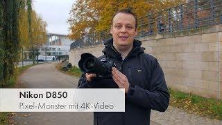 Nikon D850 | 45-Megapixel-Monster mit 4K-Video im Test [Deutsch]