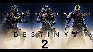 Destiny 2 Beta PC Gameplay german deutsch - Alle Klassen und Skillungen in der ersten Mission