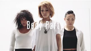 BODY PARTY | CIARA (CHOREOGRAPHY BY MJ CHOI)