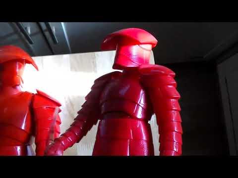 Jakks Pacific Praetorian Guard big fig review 🙋 Mp3