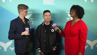 Tiny Meat Gang's Winner Interview    Shorty Awards 2019