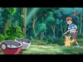 Ash Almost Catch Grubbin | Pokemon Sun & Moon Episode 4   English Dub