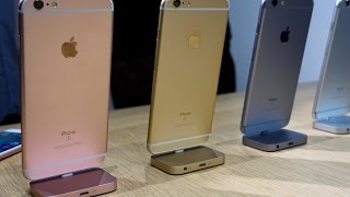 iPhone 6s & iPhone 6s Plus Hands-on! Is 3D Touch a game-changer?