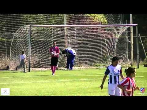 Atlético de Madrid Féminas - Sporting Club de Huelva. 1 PARTE