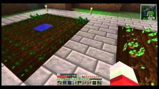 Technocraft # 65 - minecraft 2013 - Il giardiniere -
