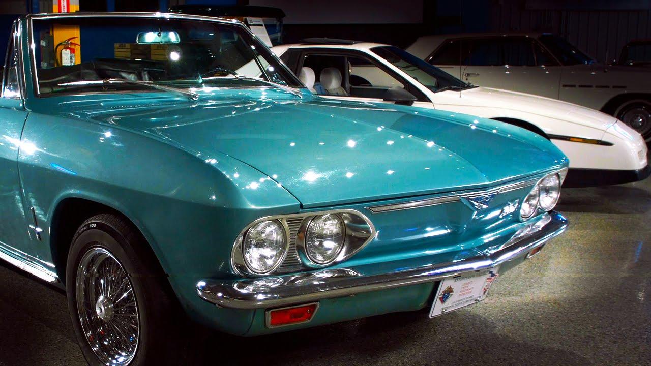 1967 Corvair Convertible Vs 1986 Pontiac Fiero Generation Gap Kes Cult Classics Youtube