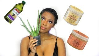 AFFORDABLE NATURAL HAIR PRODUCT HAUL |BeautyWithPrincess