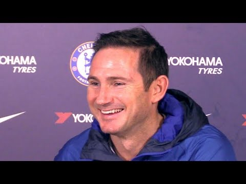 Frank Lampard FULL Pre-Match Press Conference - Chelsea V Bournemouth - Premier League