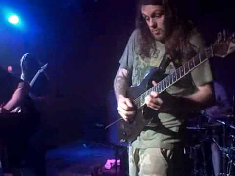 Psyopus (live) - new song: Medusa - 02-07-09