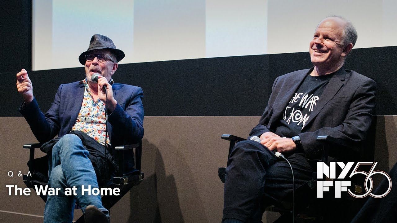 'The War at Home' Q&A | NYFF56