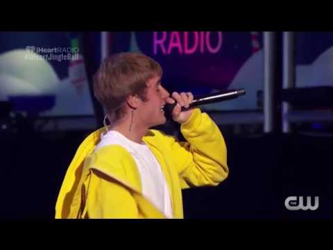 Justin Bieber - Let Me Love You (Live at Z100