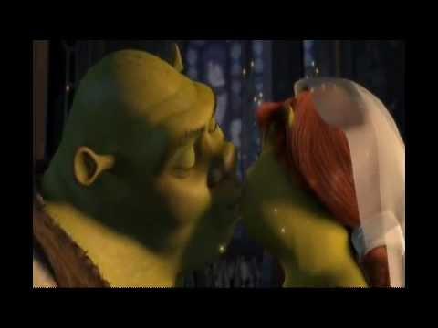 Shrek & Fiona eu te amo mesmo - YouTube