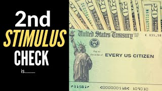 Second Stimulus Check Update | Sooner Than Later??