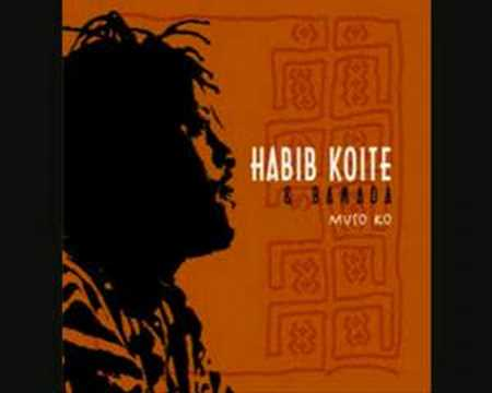 Habib Koite & Bamada - I Ka Barra (Your Work) STEREO