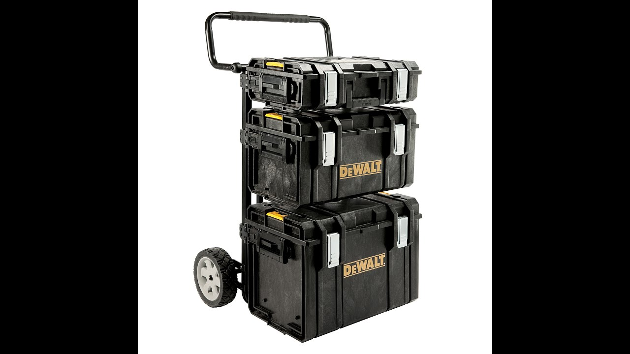 Dewalt Tough System Tool Storage And Transport System