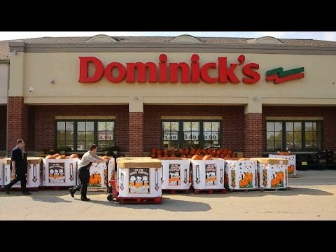 Shoppers react to Dominick's leaving Chicago