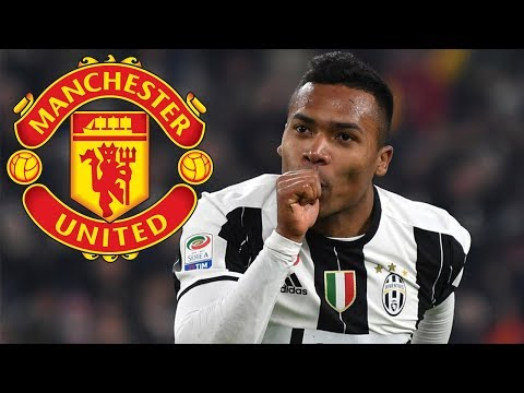 Alex Sandro ● Welcome to Manchester United ● Defensive/Dribb