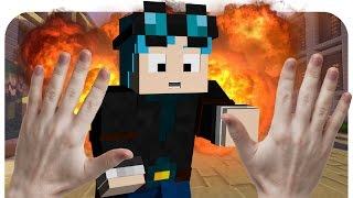 Realistic Minecraft: DanTDM in JAIL!
