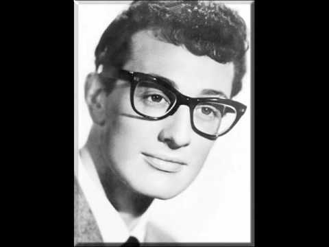 "Buddy Holly ""Rave On"" - YouTube"