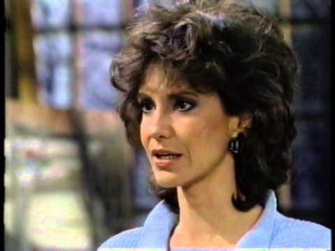 CAPITOL on CBS 1987 - Jess Walton & Janis Paige - Last Week Clips